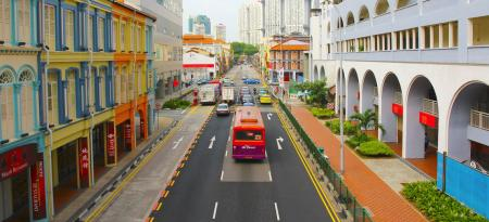 Transportation in Singapore