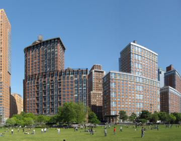 Battery Park City New York City Neighborhood Photo