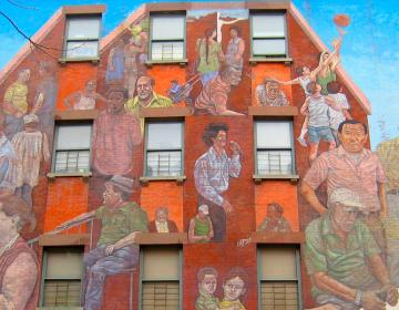 East Harlem New York City Neighborhood Photo