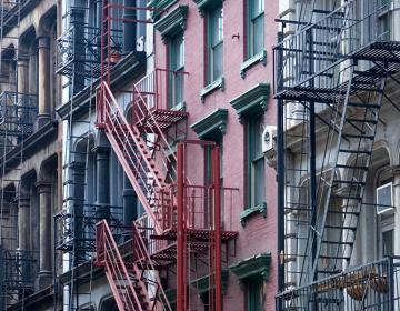 SoHo New York City Neighborhood Photo