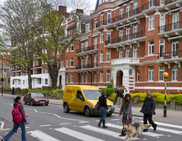 St John's Wood London Neighborhood Photo