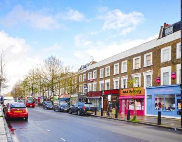 Barnsbury London Neighborhood Photo