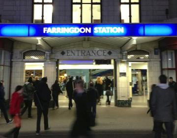 Farringdon London Neighborhood Photo