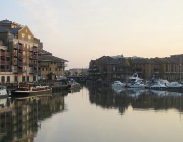 Limehouse London Neighborhood Photo