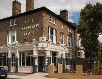 Honor Oak London Neighborhood Photo
