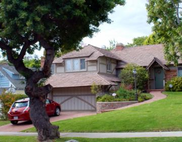 Cheviot Hills Los Angeles Neighborhood Photo