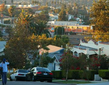 Silver Lake Los Angeles Neighborhood Photo