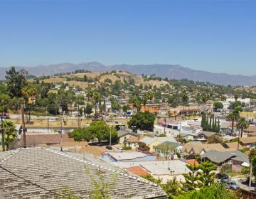 El Sereno Los Angeles Neighborhood Photo