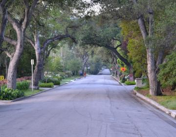La Canada Flintridge Los Angeles Neighborhood Photo