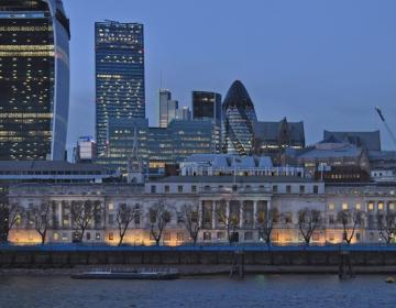Custom House London Neighborhood Photo