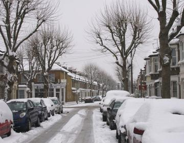East Ham London Neighborhood Photo