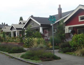 Ravenna Seattle Neighborhood Photo