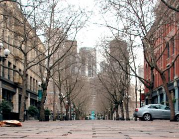 Pioneer Square Seattle Neighborhood Photo