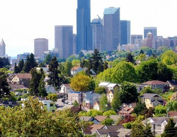 Mount Baker Seattle Neighborhood Photo