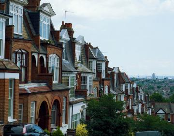 Muswell Hill London Neighborhood Photo