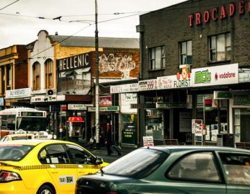 Footscray Melbourne Neighborhood Photo