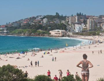 Coogee Sydney Neighborhood Photo