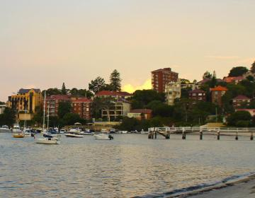 Double Bay Sydney Neighborhood Photo
