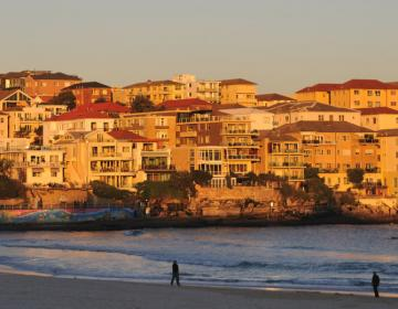 North Bondi Sydney Neighborhood Photo