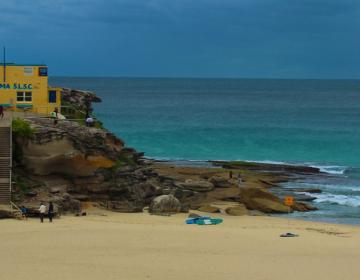 Tamarama Sydney Neighborhood Photo