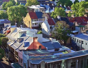 Surry Hills Sydney Neighborhood Photo