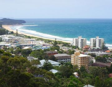 Collaroy Sydney Neighborhood Photo