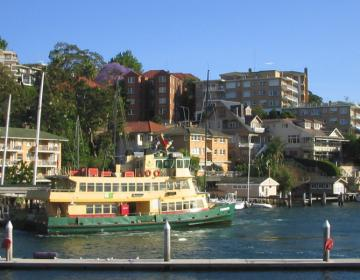 Cremorne Point Sydney Neighborhood Photo