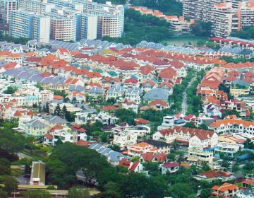 Upper East Coast Singapore Neighborhood Photo