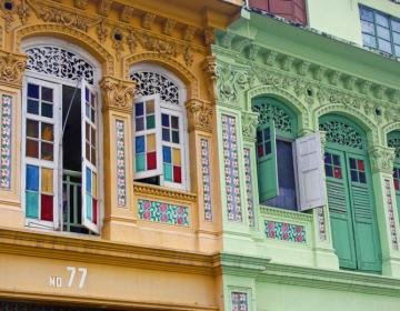 Little India Singapore Neighborhood Photo