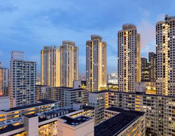 Toa Payoh Singapore Neighborhood Photo