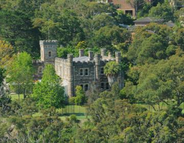 Castle Cove Sydney Neighborhood Photo