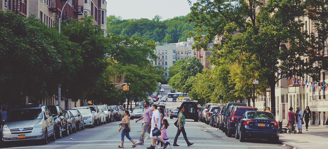 Washington Heights New York City Neighborhood Photo
