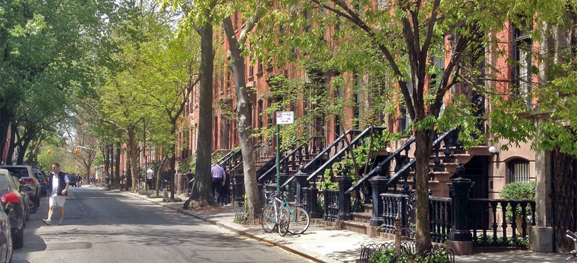 West Village New York City Neighborhood Photo