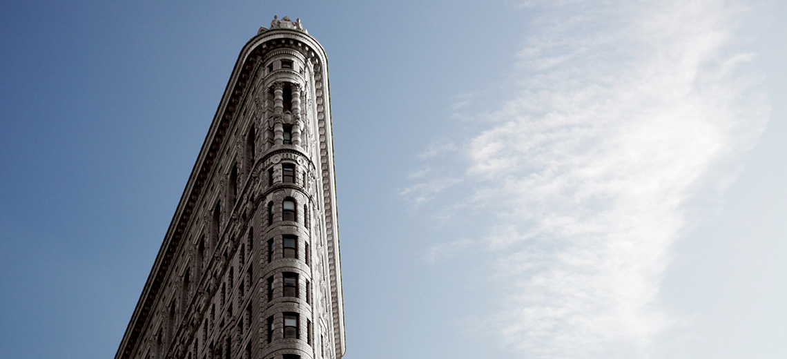 Flatiron District New York City Neighborhood Photo