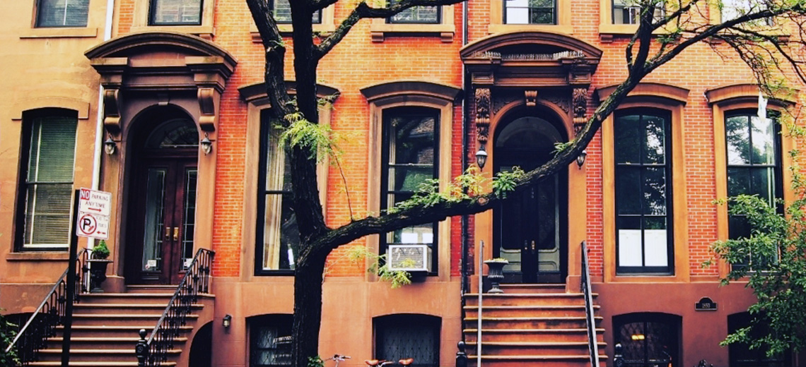 Cobble Hill New York City Neighborhood Photo