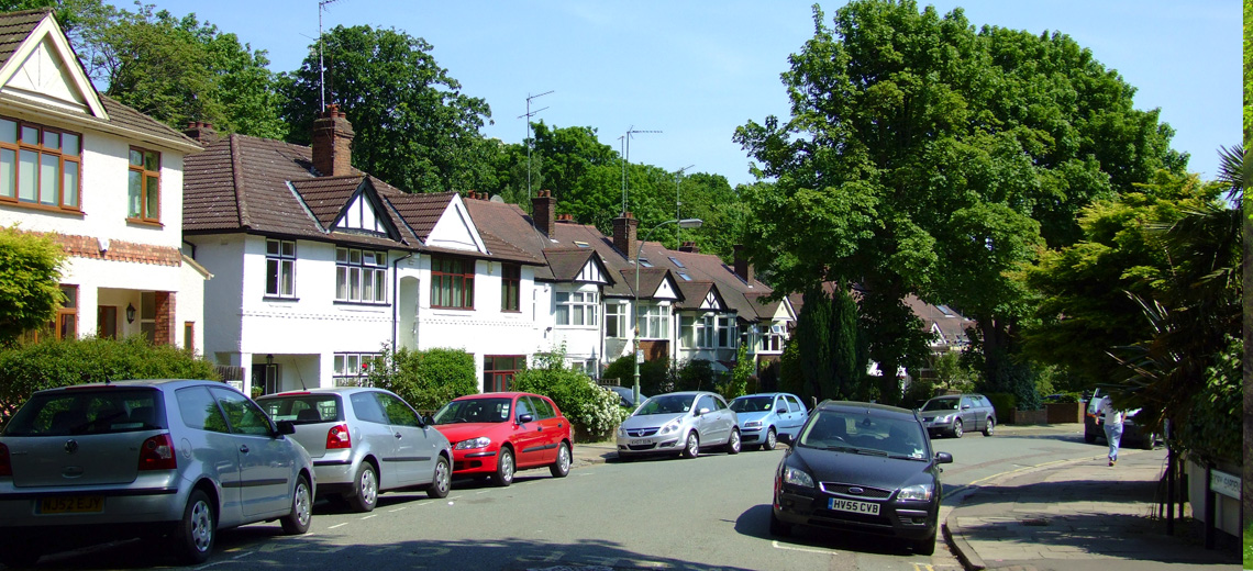 Highgate London Neighborhood Photo