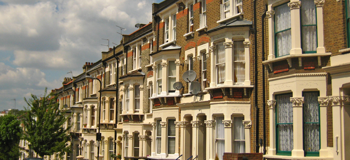 West Hampstead London Neighborhood Photo