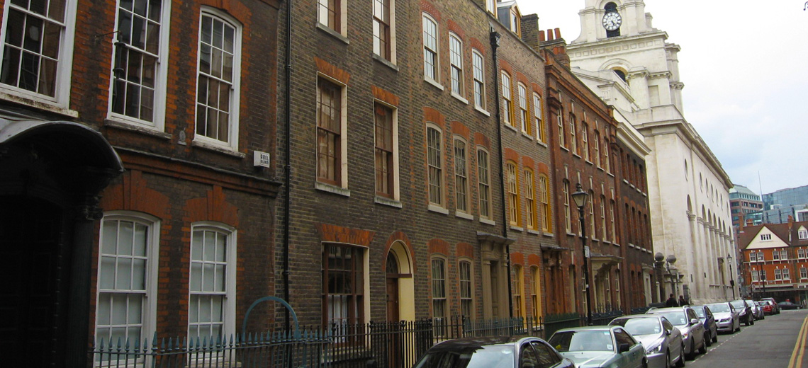 Whitechapel London Neighborhood Photo