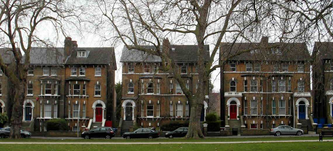 East Dulwich London Neighborhood Photo