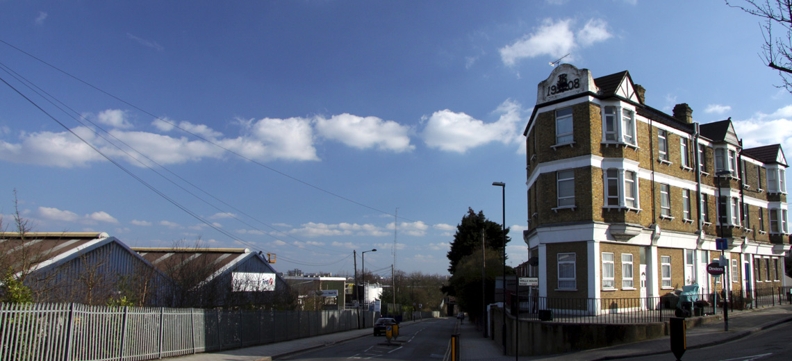 Old Oak Common London Neighborhood Photo