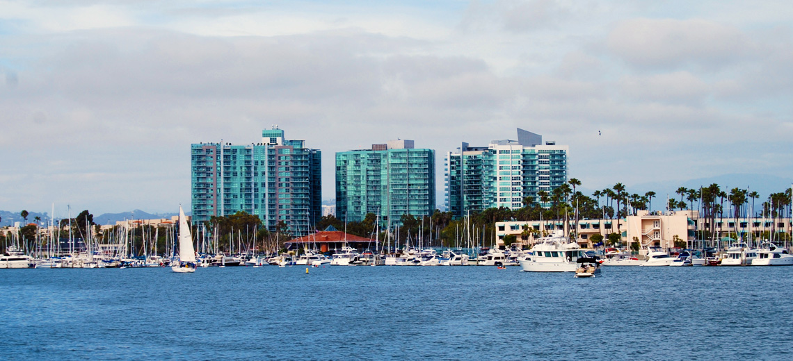 Marina del Rey Los Angeles Neighborhood Photo