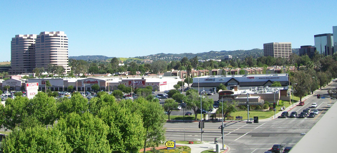 Canoga Park Los Angeles Neighborhood Photo