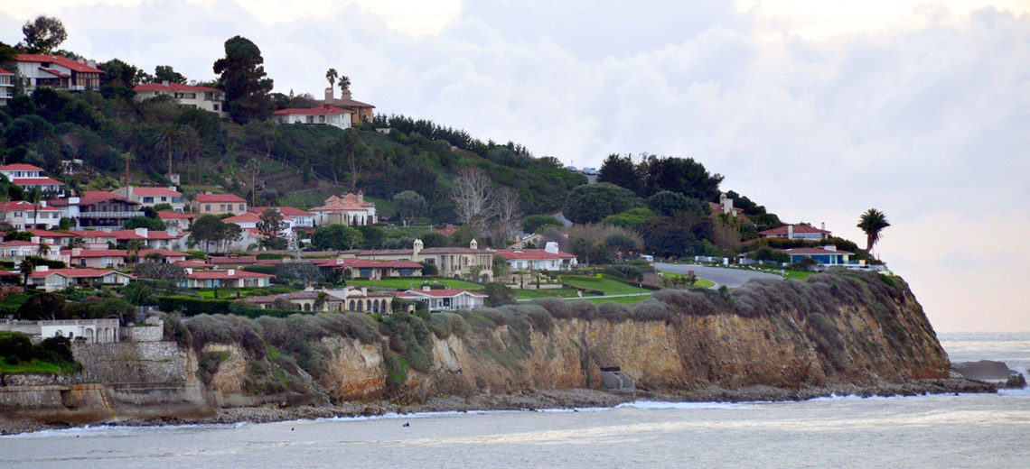 Rancho Palos Verdes Los Angeles Neighborhood Photo