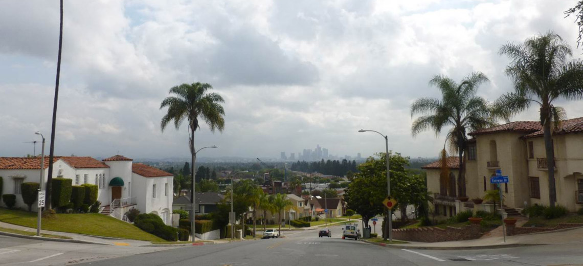 View Park-Windsor Hills Los Angeles Neighborhood Photo