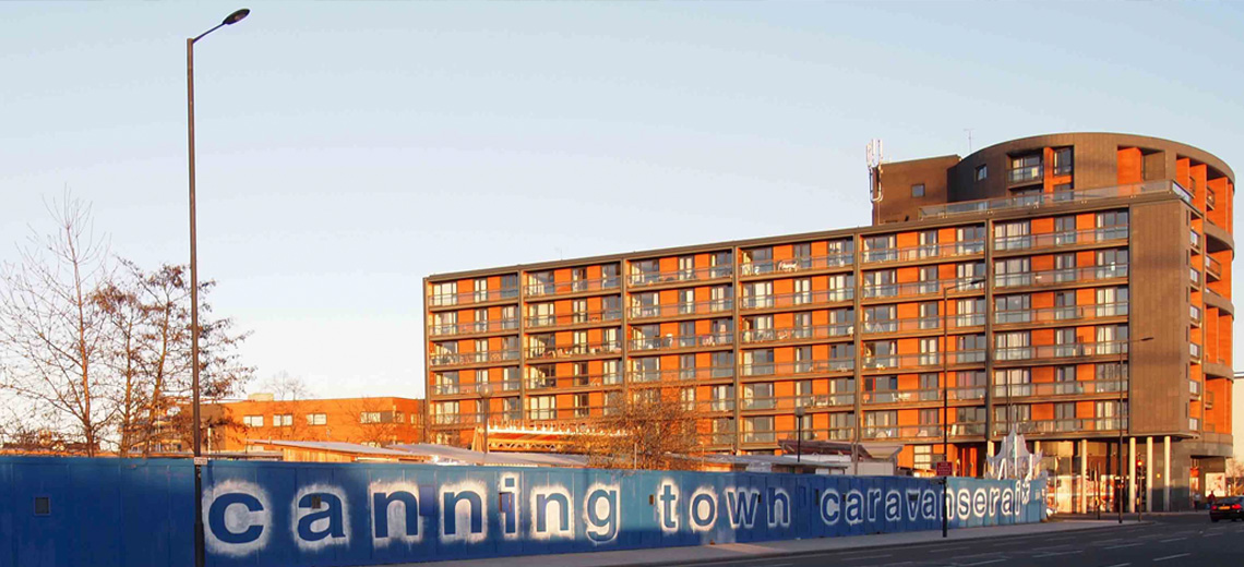 Canning Town London Neighborhood Photo