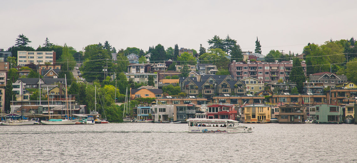 Eastlake Seattle Neighborhood Photo