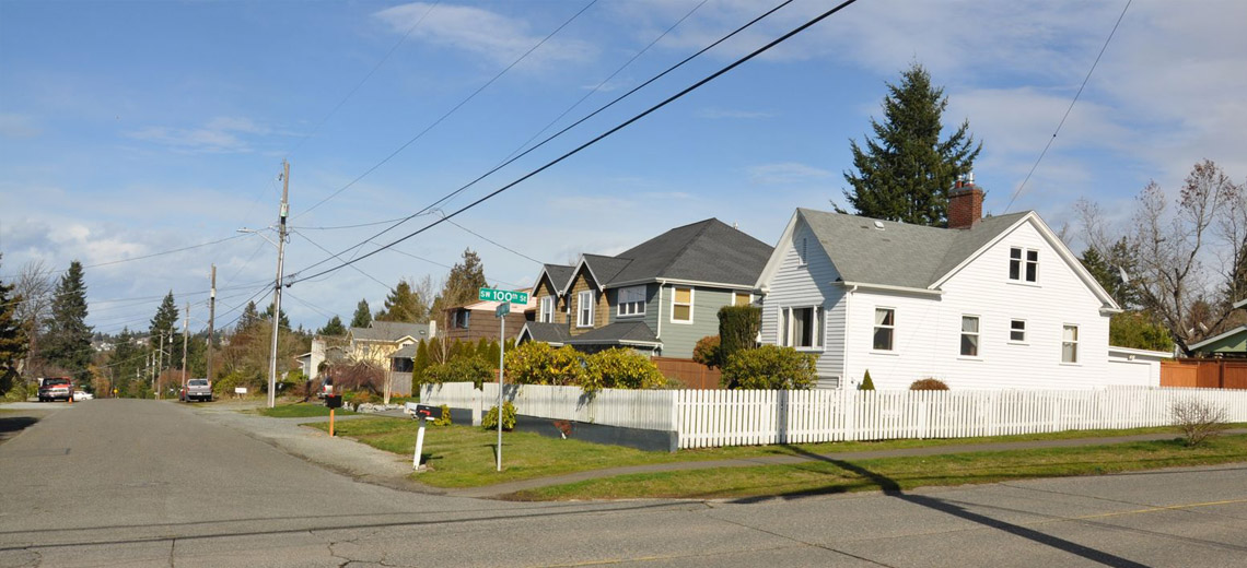 Arbor Heights Seattle Neighborhood Photo