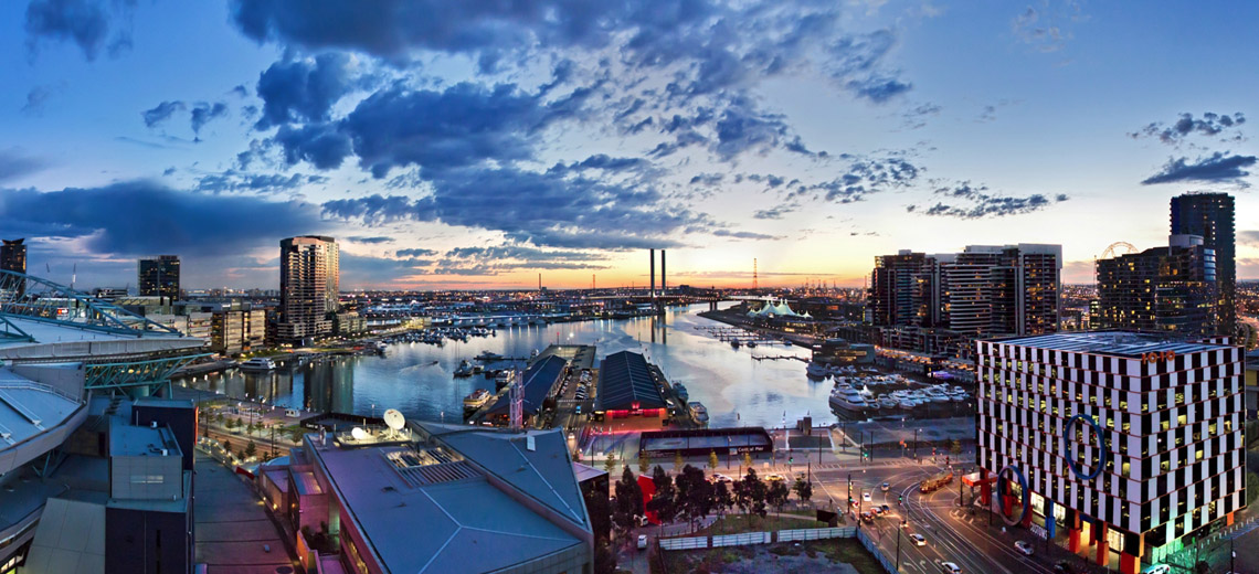 Docklands Melbourne Neighborhood Photo