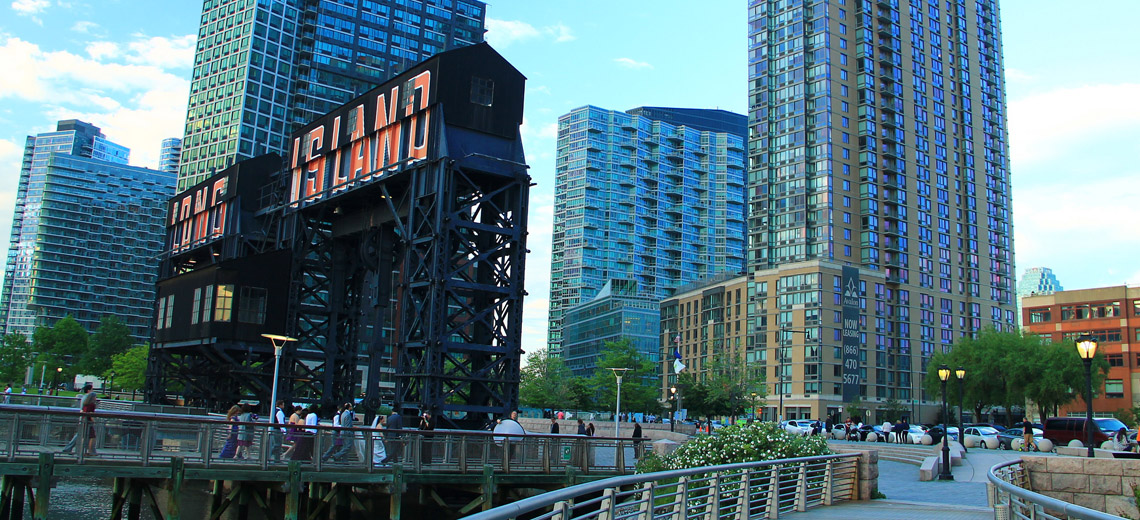Long Island City New York City Neighborhood Photo