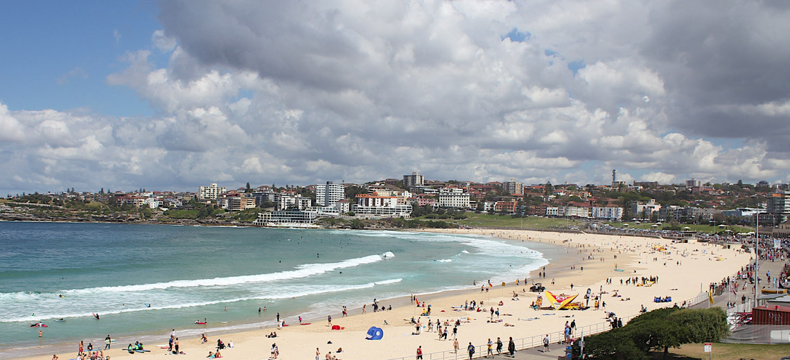 Bondi Beach Sydney Neighborhood Photo